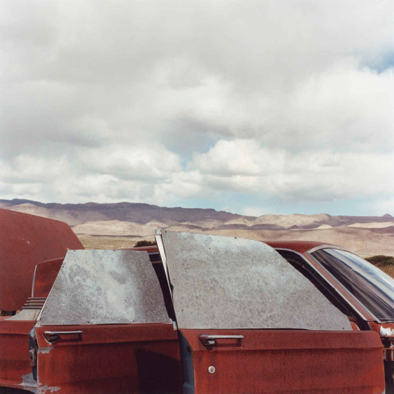 Ronan GuillouOn the Edge - Las Vegas, from the series Country Limit, 2013Chromogenic color print39 2/5 x 39 4/5 inches
