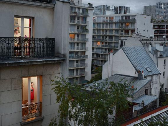 Gail Albert-Halaban: Villa Juge, Paris, 15e, le 12 mai, 2013