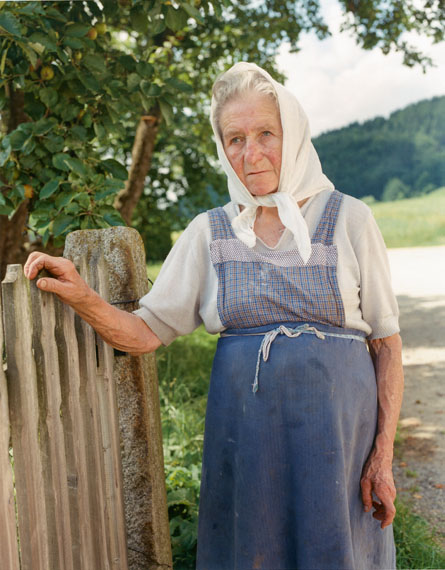 Bernhard Fuchs: Frau B., Dobring, 1997