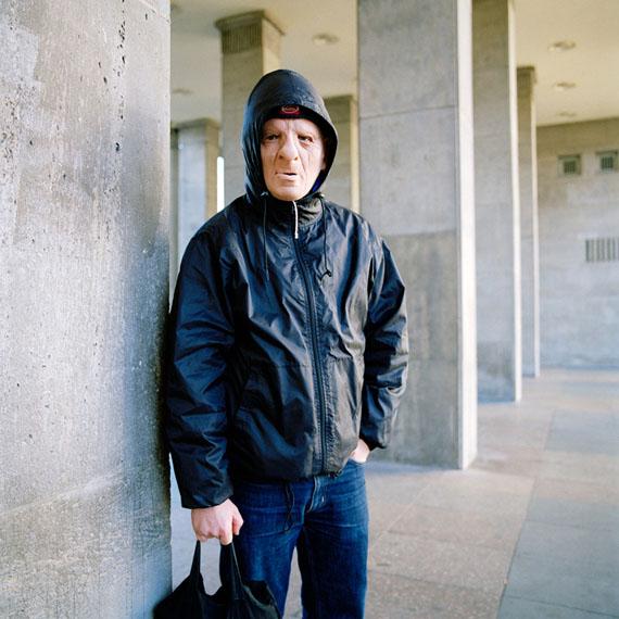 """Norman Behrendt: aus der Serie """"burning down the house, 2007-2012"""""""