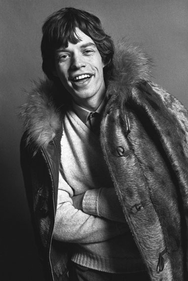 Mick Jagger 1965 © Eric Swayne