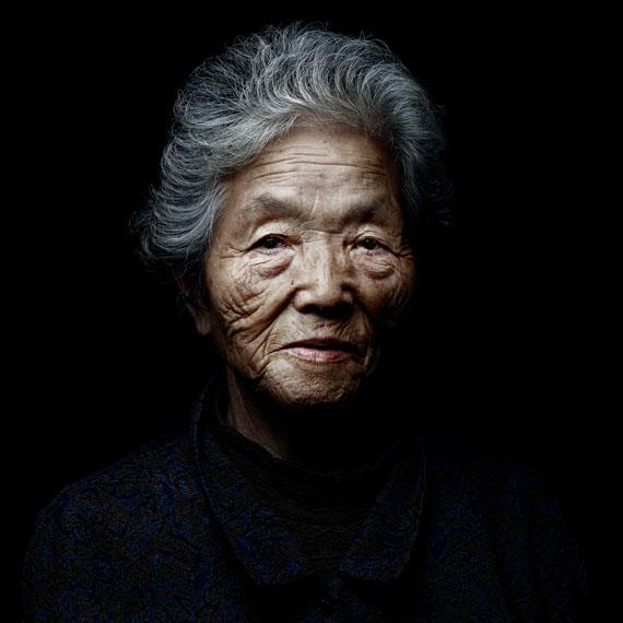 Denis Rouvre: Sachiko Adachi, 100 x 100 cm, Fotografie © Denis Rouvre