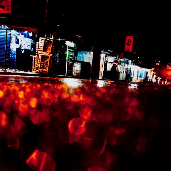 Alfredo Srur: Centro Comercial, Barrio Juan E. Oleary, Ciudad del Este, 2008, printed 2015, C-Print 25 x 25 cm© Alfredo Srur, Courtesy Galerie Julian Sander, Bonn