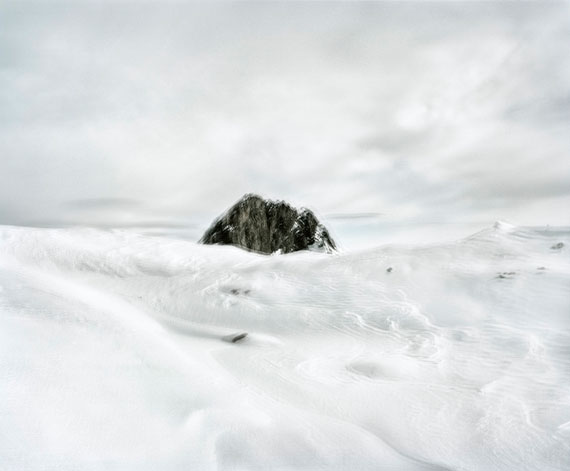 Eric Bourret: Mercantour, France, 2011, Timescape series Archival pigment print, 110 x 140 cm, edition of 5