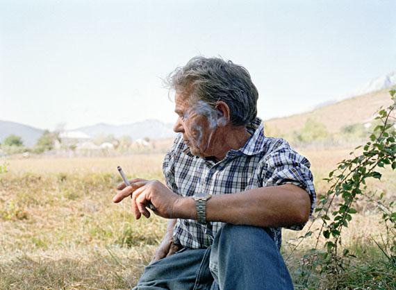 Pepa Hristova: HAKIJE 1, Albania 2008, Archival Pigment Print © Pepa Hristova