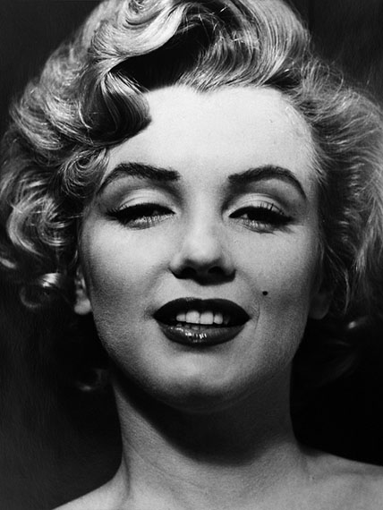 Philippe HalsmanPortrait of Marilyn, 1952 Estimate € 800 - € 1.200, start bid € 600