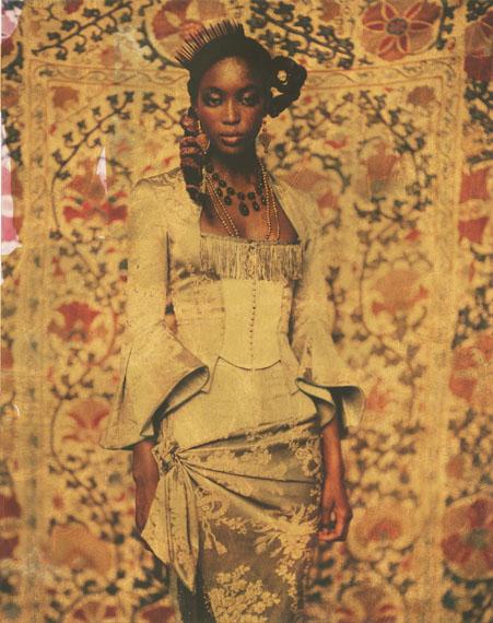Naomi, Paris, 1997 © Paolo Roversi