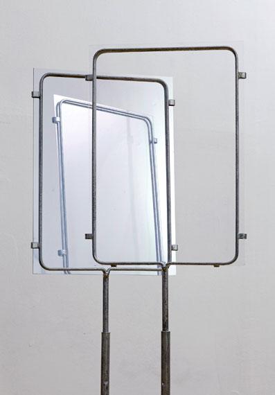 Flo Maak: mirror stage, 2014Pigment-Print, gerahmt42 x 59,4 cm, Auflage 3 / 4 + 1 AP
