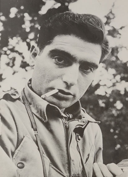 Robert Capa: Robert Capa, Neapel, 1943 Silbergelatinepapier, SKD, Kupferstich-Kabinett ©  Robert Capa / International Center of Photography, Magnum Photos