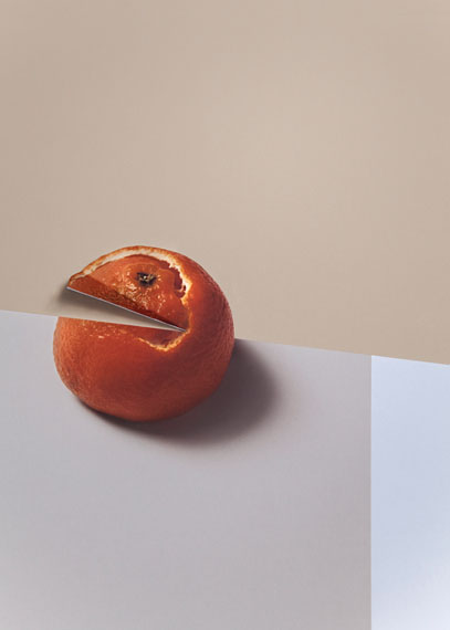 Delphine Burtin: Untitled (no. 5) from the series Encouble, 2013