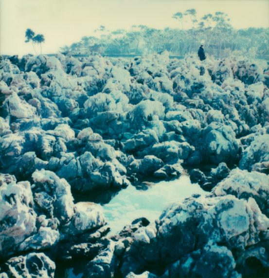 """Knut Wolfgang Maron: """"Cap d' Antibes"""" from the series """"Bilder über Landschaften"""" © Knut Wolfgang Maron"""