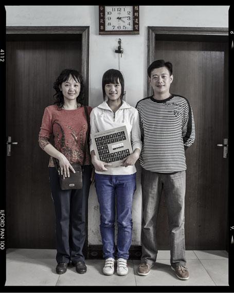 Guo Xiaoyu, Xiangcheng 2009 © Jiang Jian
