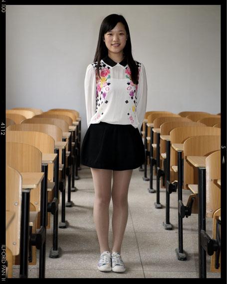 Guo Xiaoyu, Zhoukou 2014 © Jiang Jian