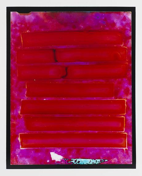 © Justine Varga Exit, 2014/2015. Type C hand print, 122 x 98.5cm.