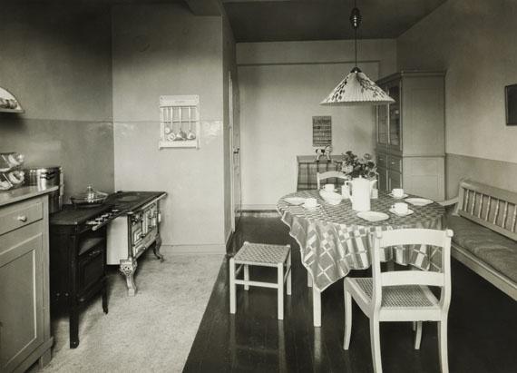 """Werner Mantz: GAG-Ausstellung """"Das Heim"""", 1929Die Photographische Sammlung/SK Stiftung Kultur/Dauerleihgabe GAG Immobilien AG, Köln© VG Bild-Kunst, Bonn"""