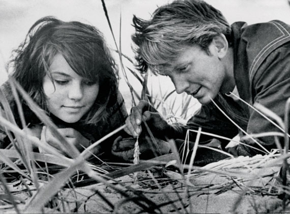 Nina Sviridova, Dmitry Vozdvizhensky. Two on the island, 1968