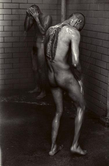 Showers, 1968 ©Danny Lyon/Courtesy of Edwynn Houk Gallery, New York