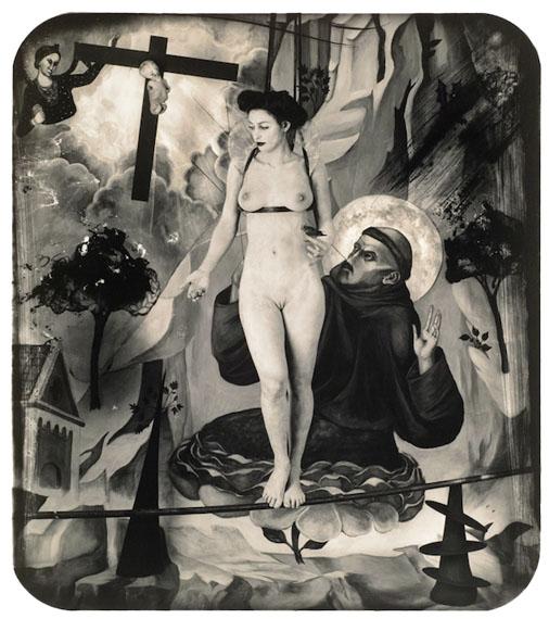 Joel Peter Witkin: Histoire du Monde Blanc - Venus a la préférence de Christ, Paris, 1997