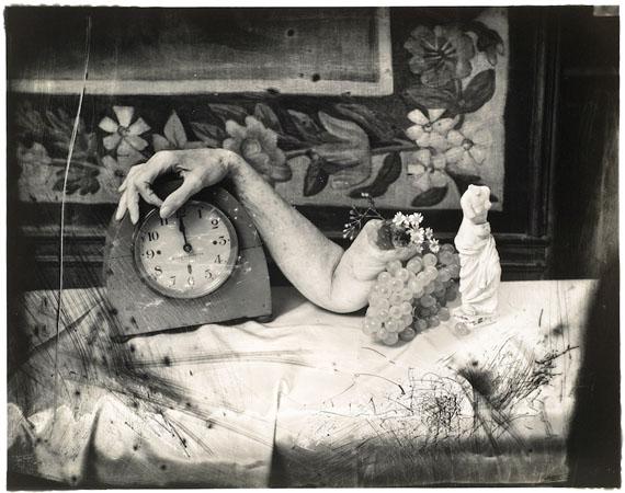 Joel Peter Witkin: Anna Akhmatova, Paris, 1998