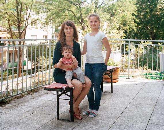 Verena Jaekel: Freiburg, 07. Juni 2015 (aus der Serie Familienväter-Familienmütter 2014-2015)