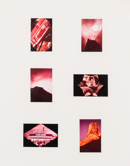 Richard Prince (Los 86): More than one time, C-Print, mounted, 35.2 x 27.9 cm, 1986