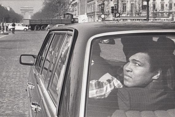 Anonym: Muhammad Ali, Paris 1978, Q000045, € 690