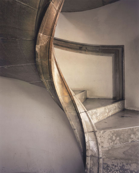 Lot 243Michael Eastman (b. 1947)Palace Stairwell, Lisbon, 2011archival pigment printimage: 48 1/2  x 39 in. (123 x 99 cm.)sheet: 58 x 47 1/2 in. (147.5 x 120.5 cm.)$12,000–18,000© Michael Eastman. Courtesy Edwynn Houk Gallery, New YorkTo be offered in Photographs