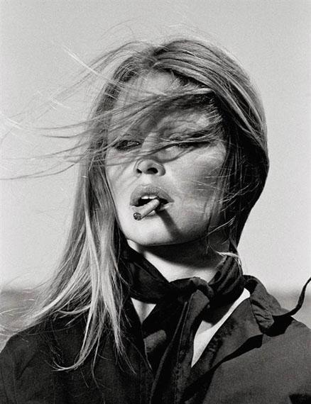 Terry O'NeillBrigitte Bardot, Spain, 1971Gelatin silver printEdition of 5060 х 40 in.Est. 20,000–30,000 USD