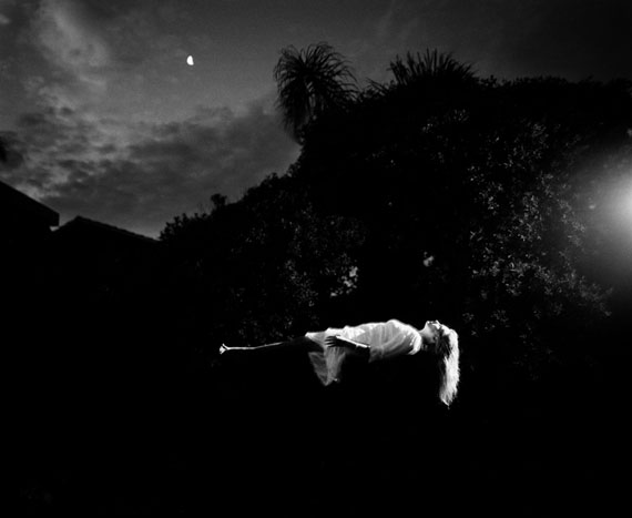 © Trent Parke Trying to perform a magic trick, Adelaide, 2010, Pigment print, 120 x 150cm. Image courtesy of the artist and Stills Gallery, Sydney.