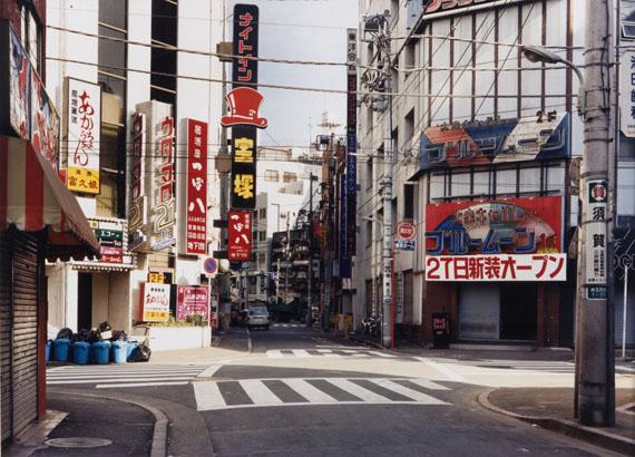 Lot 446Thomas StruthGotanda Tokyo1987color print15,7x21,8 in€ 5000/5600