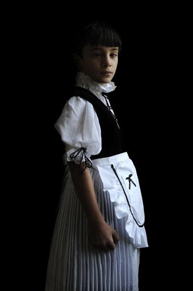 untitled from the series Kirchweih, RomaniaPhotograph / 2012 / 180 x 120 cm © Iwajla Klinke