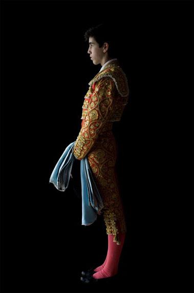 Carlos from the series Cautes, Cautes, Cautopates, MadridPhotograph / 2014 / 180 x 120 cm © Iwajla Klinke