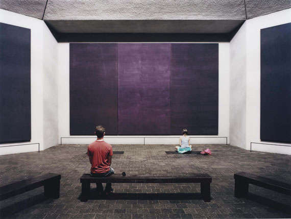 Lot 259THOMAS STRUTH (b. 1954The Rothko Chapel, Houston, 2007