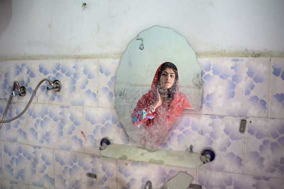 """© Lela Ahmadzai, aus der Serie """"Die Unbeugsamen"""""""