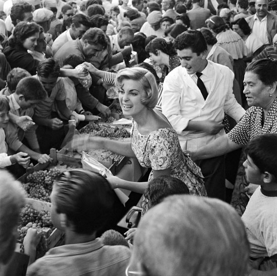 Anzio 1954 © Bert Jäger