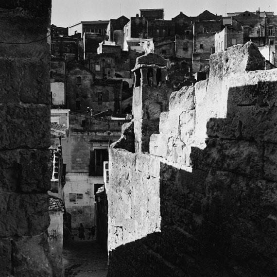 Matera 1954 © Bert Jäger