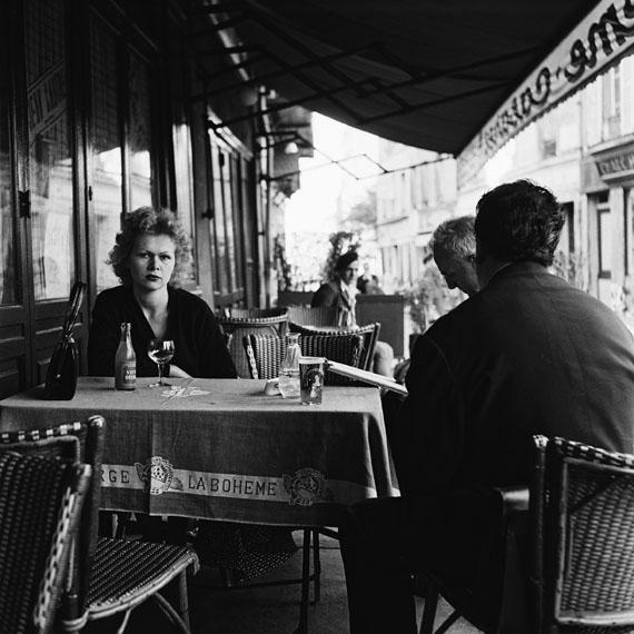 Paris 1955 © Bert Jäger