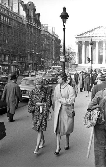 Mikhail Savin. Paris. 1960