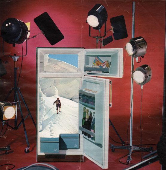 Ice Camera Action © Sammy Slabbinck. Courtesy Michael Hoppen Gallery