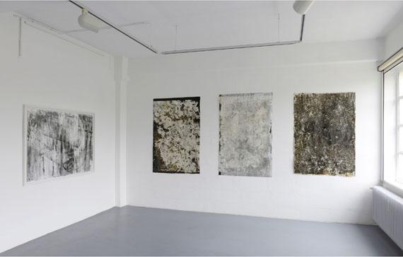 Ralf Cohen, NEULAND Installationsansicht, 2015 © Ralf Cohen