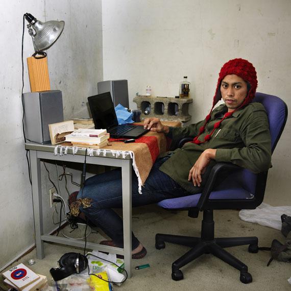 Ishikawa RyuichiURASOE from the series Okinawan Portraits 2010-2012, 2010Digital printDimensions variable© MORI ART MUSEUM