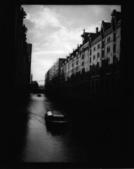 "Untitled #08 Gelatin silver print, from ""Hamburg"" series, 2015"