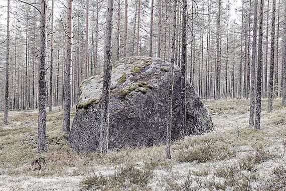 Peter Braunholz: Monoliths II, 2015