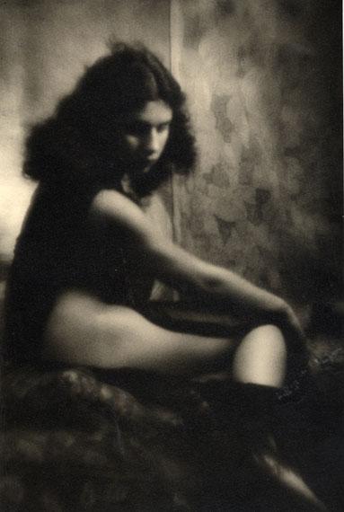 Alexander Grinberg. Nude, 1930s