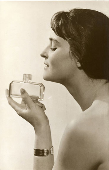 Alexander Khlebnikov. From the series Perfume advertisement, 1949