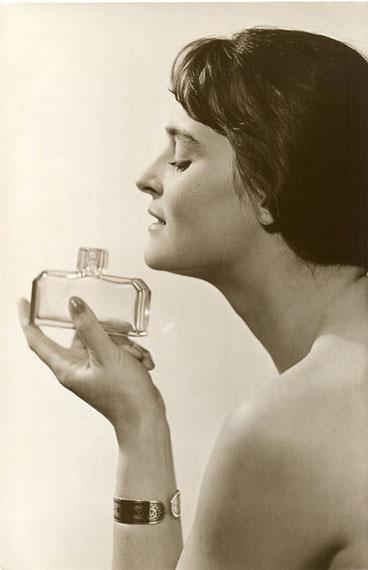 Alexander Khlebnikov. From the series Perfume advertisement, 1949