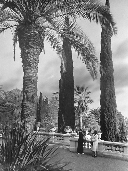 Arkadiy Shishkin. At the Black Sea coast, 1953