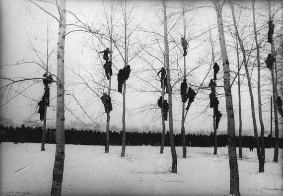 Gnisiuk Mikola. Rooks are back, 1964