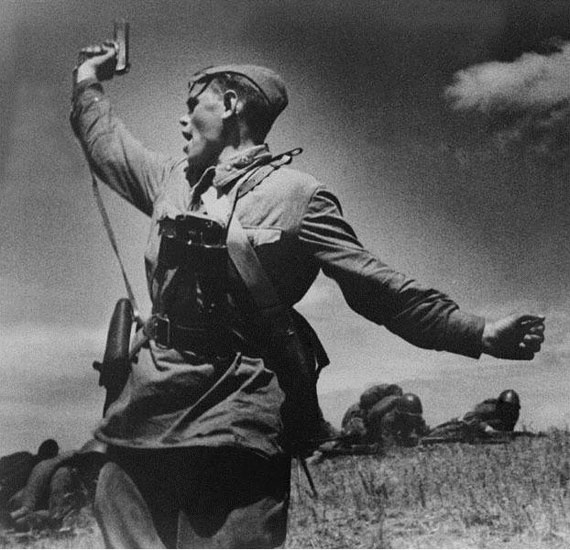 Max Alpert. Battalion commander, 1942