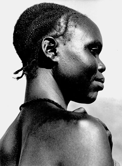Nikolay Drachinsky. Sudan. Side view, 1957